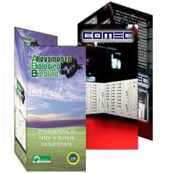 Depliant o Brochure f.to aperto A4